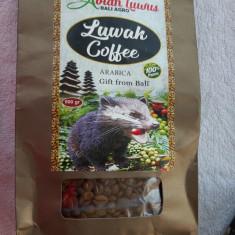 Cafea LUWAK ARABICA , 500 GRAME . 100% ORGANICA .