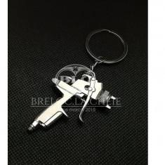 Breloc Pistol de vopsit tinichigerie vopsitorie auto unelte specialist