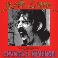 Frank Zappa Chungas Revenge remaster 2012 (cd)