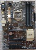 Placa de baza ASUS Z97-P socket 1150, Pentru INTEL, LGA 1150, DDR3