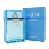 Apa de toaleta Tester Barbati, Versace Man Eau Fraiche, 100ml, 100 ml