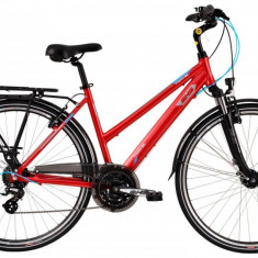 Bicicleta Dama Dhs Travel 2858 490mm Visiniu 28
