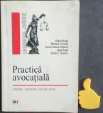 Practica avocatiala Cereri aparari cai de atac Andrei Brujan Marinela Cioroaba