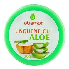 Unguent Aloe Abemar Med 20gr Cod: ABEM.00012