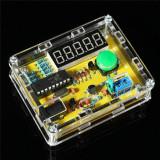 Frecventmetru digital 5 digiti kit 0-50Mhz ( kit sau montat ) !