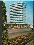 "CPI B12509 CARTE POSTALA - BACAU. HOTEL ""DECEBAL"""