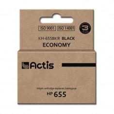 Cartus compatibil HP655 Black, 20ml, Actis