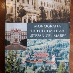 Monografia Liceului Militar Stefan Cel Mare  /  R3P1F