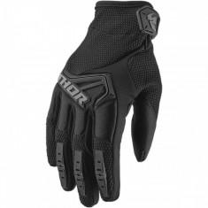 Manusi motocross copii Thor Spectrum marime M negru Cod Produs: MX_NEW 33321406PE