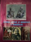 ISTORIA ANTICA SI MEDIEVALA A ROMANILOR de PASCU VASILE, 1998
