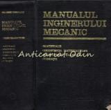 Manualul Inginerului Mecanic II - M. Blumenfeld, St. Gh. Buzdugan