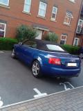 Audi A4, Cabriolet, 2005, 1.8 turbo, impecabil. Din UK, INMATRICULAT in Romania