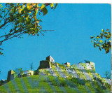 CPIB 15432 CARTE POSTALA - RUPEA. CETATEA RUPEA, Circulata, Fotografie