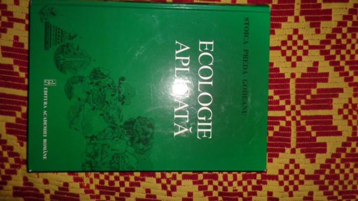 ecologie aplicata - 790pagini- stoica preda godeanu