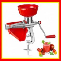 Cumpara ieftin Masina Suc rosii sos Rosii Masina manuala Aluminiu Storcator manual rosii