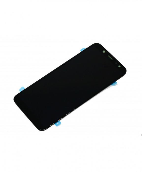 Ecran LCD Display Complet Samsung Galaxy A6 (2018) A600 High Copy Negru
