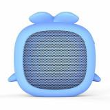 Boxa portabila KitSound Boogie Buddy 3W Whale Blue