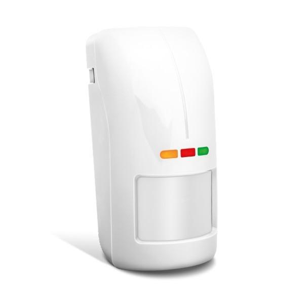 Senzor de exterior PIR+MW cu sensibilitate ajustabila, Satel OPAL Plus