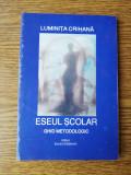 ESEUL SCOLAR - GHID METODOLOGIC - LUMINITA CRIHANA