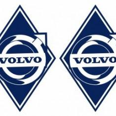 Set Stickere romb Volvo