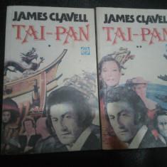 Tai pan-James Clavell