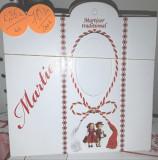 Cartonașe pt cutii  martisoare 100 bc/ set, 5/14 cm model traditional