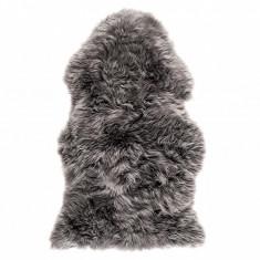 Blana de oaie Leedo Grey 60x90 cm
