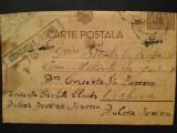 C.P.circ.-CENZURAT ODESA 11-Rara, Necirculata, Printata