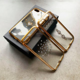 Cumpara ieftin Husa placat pietricele Iphone 7 8
