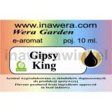 GIPSY KING tabac aroma concentrata e-lichid  10 ml Inawera