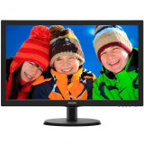Monitor LED Philips 223V5LSB/00 21.5 inch 5ms black