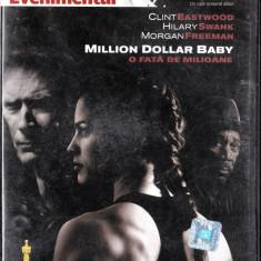 Million Dollar Baby, DVD, Romana, warner bros. pictures