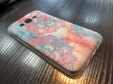 Carcasa protectie telefon Samsung Galaxy J7, husa spate telefon, model imprimat