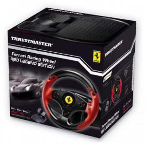 Volan gaming THRUSTMASTER Ferrari Red Legend Edition PC / PS3