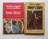 Erich Segal - Love Story + continuarea Oliver's Story