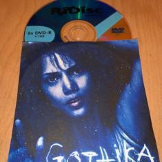 FILM DVD - Gothica, Romana