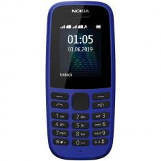Telefon mobil Nokia 105 2019 Dual Sim Blue
