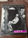 REVISTA ARTA PLASTICA NR.4/1966 (CU UN ARTICOL DESPRE CONSTANTIN BRANCUSI)