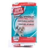 Scutece pentru câini Simple Solution S, 12 bucăți