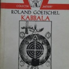 Kabbala-Roland Goetschel