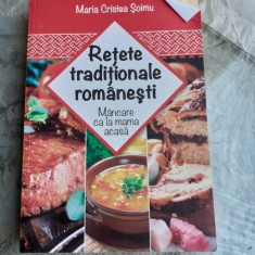 RETETE TRADIONALE ROMANESTI - MARIA CRISTEA SOIMU