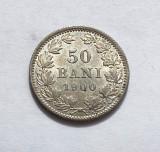 50 Bani 1900 UNC Piesa de Colectie!