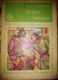 Scene istorice, A.I. Odobescu