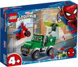LEGO SUPER HEROES VANATOAREA VULTURULUI 76147