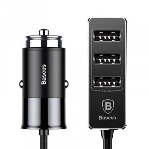 Statie de incarcare Baseus Car Kit - 4 USB