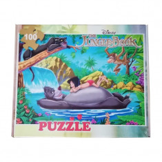 Puzzle Cartea Junglei Disney 100 Piese