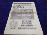 ZIARUL ZIG ZAG MAGAZIN   NR 17  3-9 IULIE1990