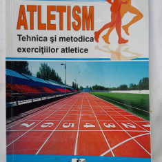 ATLETISM TEHNICA SI METODICA EXERCITIILOR ATLETICE AURELIA CRISTINA MACRI