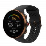 Ceas activity tracker Polar Vantage M, GPS, Bluetooth, Marimea M/L (Negru/Auriu)