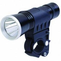 Far Lanterna Eraser 1 Led 1 Watt 2 Functii NegruPB Cod:MXBAC0314